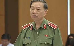 """Bộ trưởng Tô Lâm trả lời chất vấn về Vũ """"nhôm"""""""