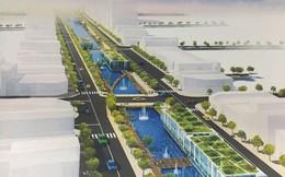 """Chuyên gia lên tiếng về đề xuất """"tái sinh"""" sông Kim Ngưu"""