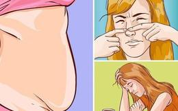 5 dấu hiệu giúp bạn nhận biết sớm mình đã mắc bệnh về gan