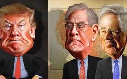 """Ông Trump công khai tuyên chiến với gia đình tài phiệt Koch, đảng Cộng hòa """"thiệt thân"""" trước thời khắc quyết định"""