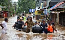 Hình ảnh trận lũ tồi tệ nhất 100 năm tại Ấn Độ