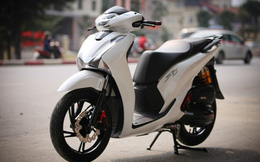 Những mẫu xe máy có mức giá hấp dẫn trong tháng mưa ngâu