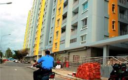 Cận cảnh chung cư Carina sau 5 tháng vụ cháy làm 13 người chết