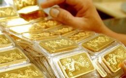 Giá vàng trong nước tăng, đi ngược chiều thế giới
