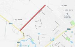 Dabaco từng được Bắc Ninh chỉ định đầu tư 1,39 km đường H2