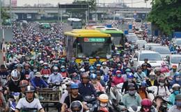 TP.Hồ Chí Minh đề xuất cấm xe máy vào trung tâm từ năm 2030: Dân đồng thuận nếu có lộ trình hợp lý