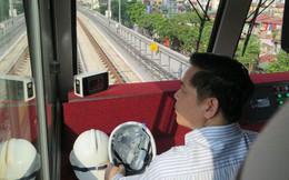 Tàu điện Cát Linh - Hà Đông vận hành thương mại vào đầu 2019?