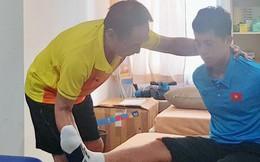 """""""Lá chắn thép"""" trở lại sau chấn thương, HLV Park Hang-seo thở phào nhẹ nhõm"""