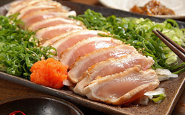 Ăn món ăn từ thịt gà theo kiểu Nhật, người đàn ông gần như bị mù vì nhiễm kí sinh trùng giun sán