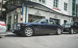 Gặp lại Rolls-Royce Phantom Sapphire Edition độc nhất Việt Nam - Xe siêu sang đình đám cho giới nhà giàu