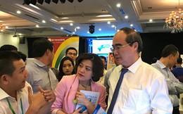 Ngày hội khởi nghiệp Việt Nam kết nối với quốc tế