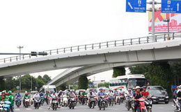 Cấm xe máy vào nội đô: Chưa thuyết phục!