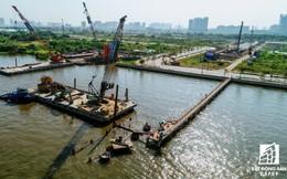 TP.HCM: Kiến nghị Thủ tướng sớm giải quyết dự án chống ngập 10.000 tỷ đồng tạm ngưng thi công