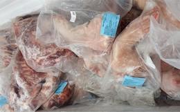 Phát hiện hàng trăm kg thịt heo đã hết hạn sử dụng tại TPHCM