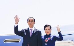 Lần đầu tiên Chủ tịch nước Việt Nam thăm chính thức Ai Cập
