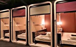 Độc đáo khách sạn một buồng tại Nhật Bản: Trào lưu mới của dân du lịch thế giới
