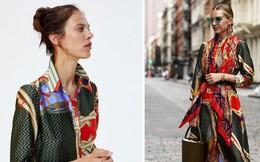 """Mẫu váy sang chảnh """"mặc lên là thành nhà giàu"""" này đang là item hot nhất của Zara"""