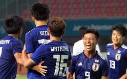 U23 Nhật Bản lột xác, ngạo nghễ vào bán kết bằng hình ảnh đáng sợ
