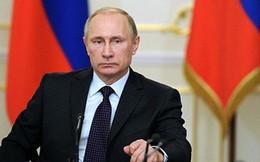 """Tổng thống Nga Putin bất ngờ """"trảm"""" 15 tướng lĩnh các cơ quan công quyền"""