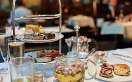Thưởng thức những bữa tiệc trà hấp dẫn có giá cả triệu đồng được phục vụ tại khách sạn hàng đầu ở Hong Kong và Macau