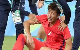 Khi Son Heung-min là… điểm yếu lớn nhất của Olympic Hàn Quốc