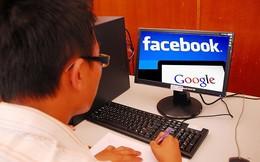 Kiếm 500 tỉ từ Facebook, Google nhưng 'quên' thuế