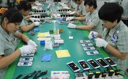 Sản lượng điện thoại di động của Việt Nam tiếp tục giảm, xuống mức thấp nhất trong 17 tháng