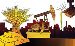 Thị trường hàng hóa ngày 3/8: Dầu và lúa mì tăng giá, cao su và nhóm kim loại giảm
