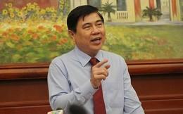 UBND TP.HCM phân công lĩnh vực cho 4 phó chủ tịch