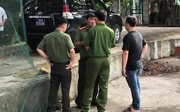 Khám xét nơi ở của hiệu phó vừa bị khởi tố trong vụ sai phạm điểm thi ở Hòa Bình