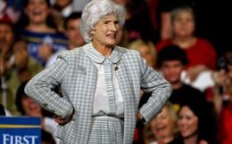 Người mẹ 106 tuổi sẽ tham dự tang lễ của ông McCain ở Washington