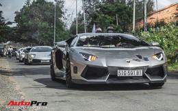 Đại gia cà phê Trung Nguyên bán lại Lamborghini Aventador độ DMC sau hành trình xuyên Việt?