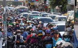 Ngày làm việc cuối cùng trước kỳ nghỉ 2/9: Hàng nghìn người chen chúc tại bến xe, cửa ngõ kẹt cứng