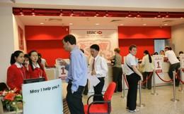Huy động vốn từ dân cư tăng hơn 26%, tài sản HSBC Việt Nam vượt 100.000 tỷ