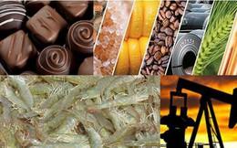 Thị trường hàng hóa ngày 4/8: Dầu, vàng giảm còn sắt thép, gạo, ngũ cốc tăng giá, tôm Trung Quốc đắt nhất châu Á