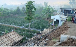 82 người thiệt mạng trong trận động đất 7 độ richter ở Indonesia