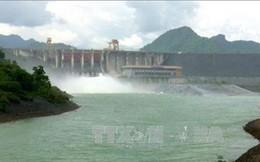Mở thêm 1 cửa xả đáy hồ Tuyên Quang