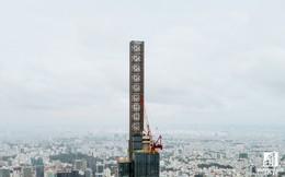 Toàn cảnh đô thị trung tâm Sài Gòn nhìn từ đỉnh tòa nhà cao nhất Việt Nam