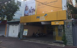 Kẻ gian đột nhập vào cướp ngân hàng PVcomBank Vũng Tàu