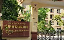 Phó Chủ tịch Hòa Bình: Đơn nặc danh phanh phui vụ điểm thi được gửi thẳng Chủ tịch tỉnh