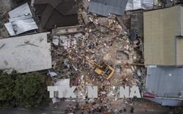 Tiếp tục xảy ra động đất tại đảo Lombok, Indonesia