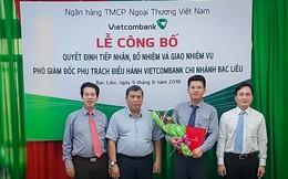 Thôi làm Trưởng BKS Eximbank, ông Trần Lê Quyết về điều hành Vietcombank Bạc Liêu