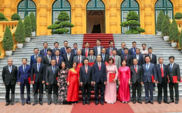 Danh sách 16 Đại sứ vừa được Chủ tịch nước bổ nhiệm