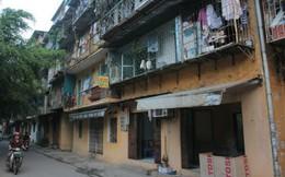 Hà Nội sẽ xây mới chung cư cũ trên đất vàng Liễu Giai