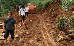 Cận cảnh mưa lũ tàn phá tan hoang, tê liệt giao thông Sơn La