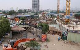 Hà Nội cưỡng chế giải phóng mặt bằng Khu đô thị Tây Nam Kim Giang I