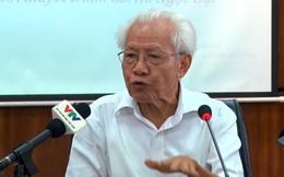 """Vì sao """"Tiếng Việt 1- Công nghệ giáo dục"""" của GS Hồ Ngọc Đại chưa thể trở thành sách giáo khoa?"""