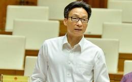 Phó thủ tướng: Chính phủ chưa có chủ trương cải cách tiếng Việt