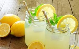 5 tác hại không ngờ khi uống quá nhiều nước chanh