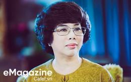 """Bà Thái Hương: Tôi mang sang Nga 3 giá trị """"nghiêm túc, chân chính và kiêu hãnh"""""""